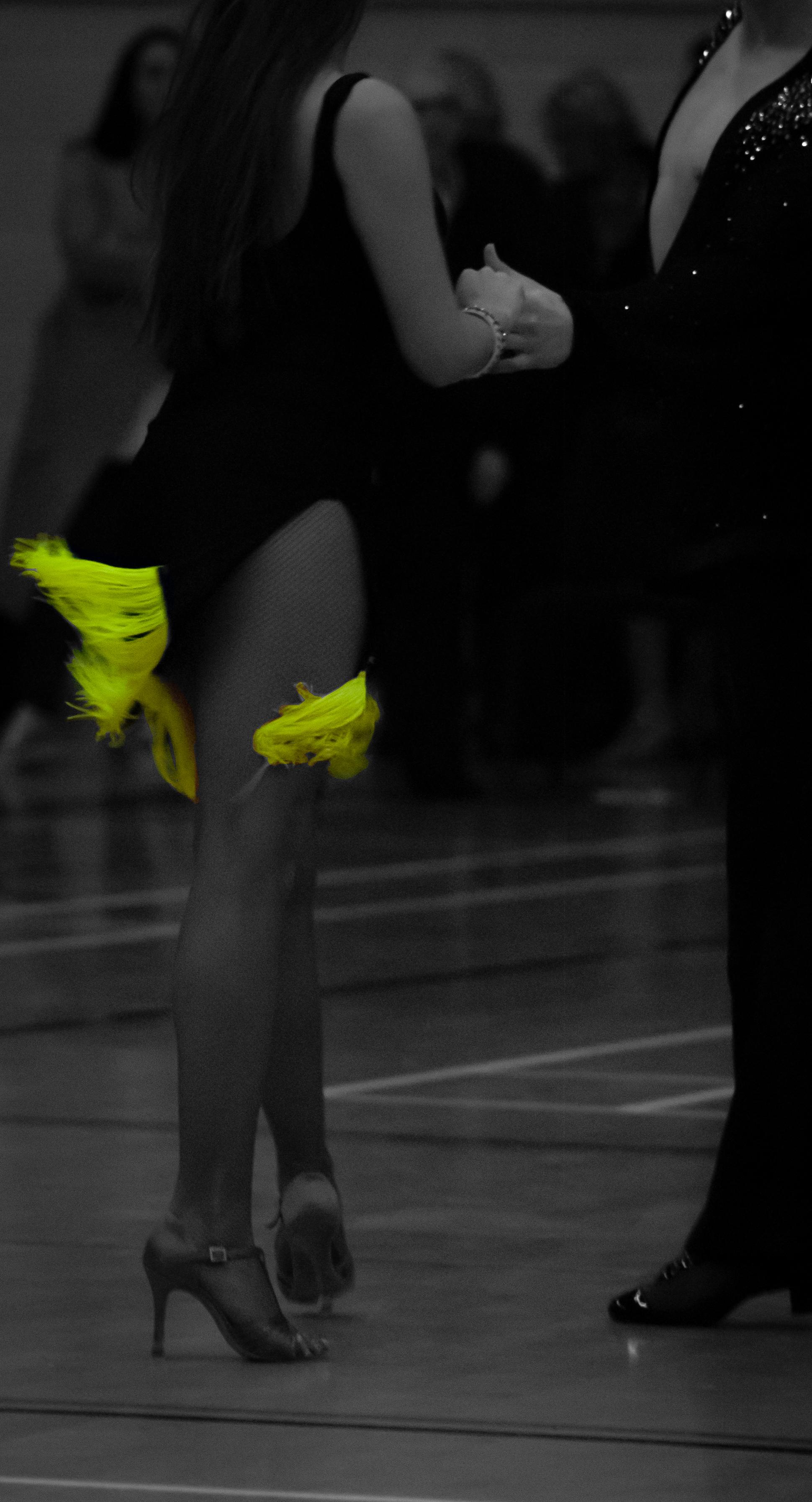 Learn to Dance the Cha Cha Cha Basics in Surrey