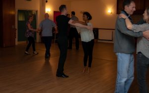 Social Dances in Surrey Rubies