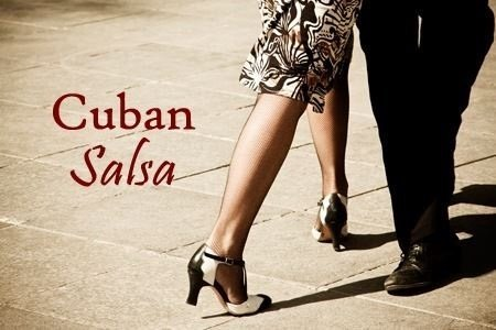 Salsa dance classes Chertsey
