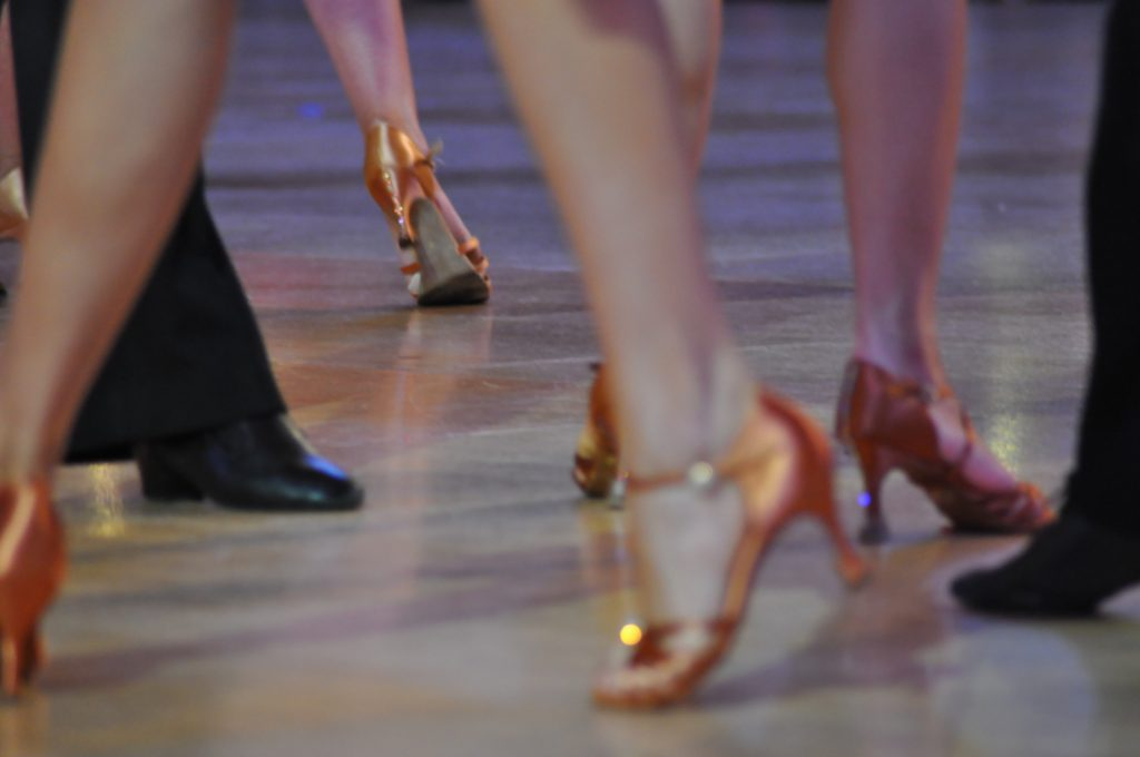 Ballroom dance classes in Surrey