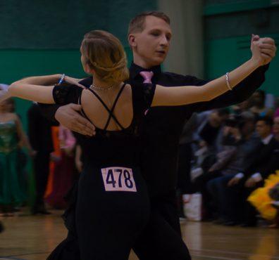 How lead In Ballroom Dancing