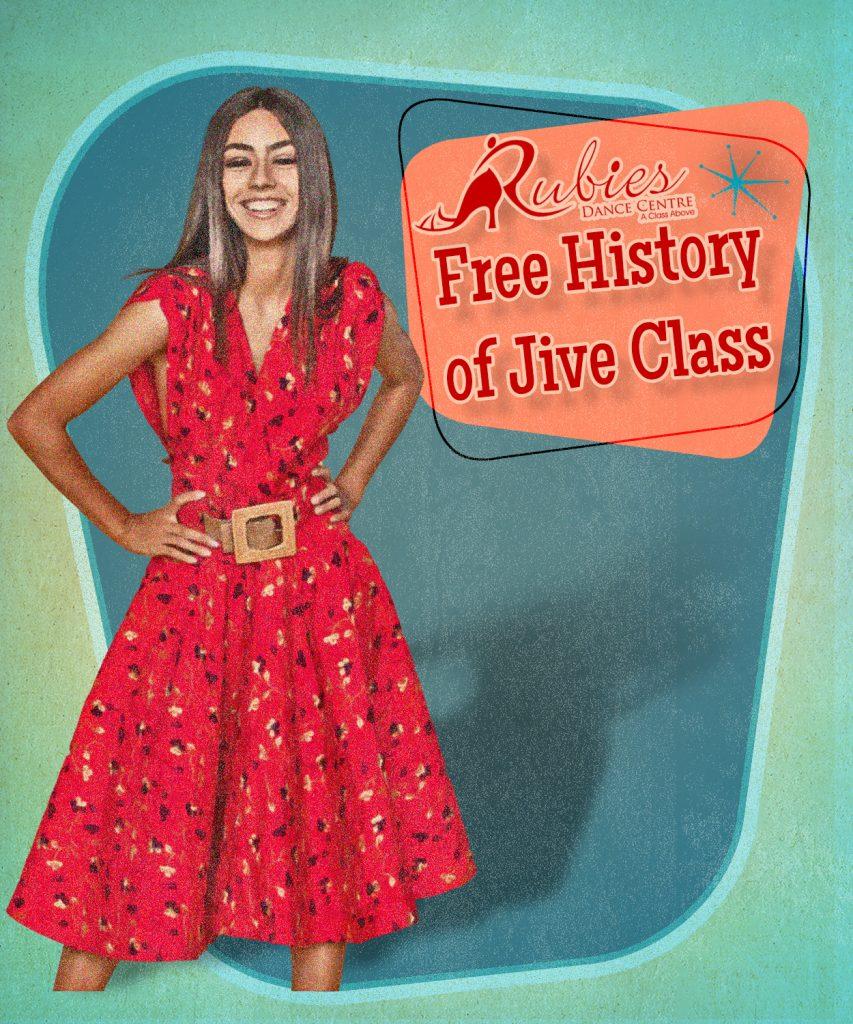 History oF Jive